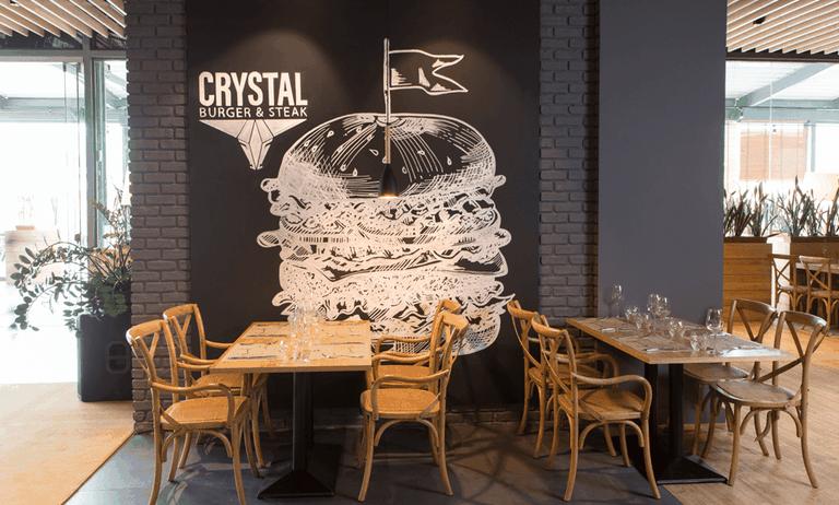 Crystal Burger & Steak
